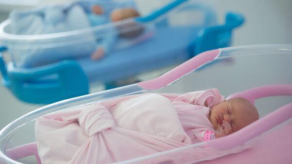 Младенцы , новорожденные. - Sputnik Тоҷикистон