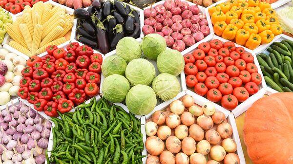 Овощи Согдийской области - Sputnik Таджикистан
