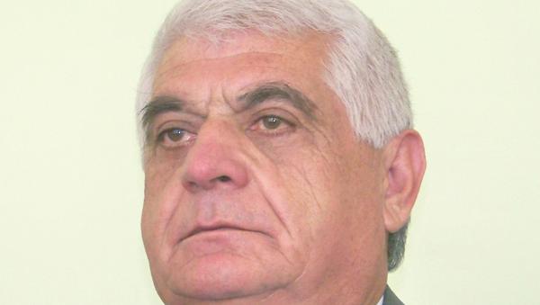 Профессор Абдусамад Самиев - Sputnik Тоҷикистон