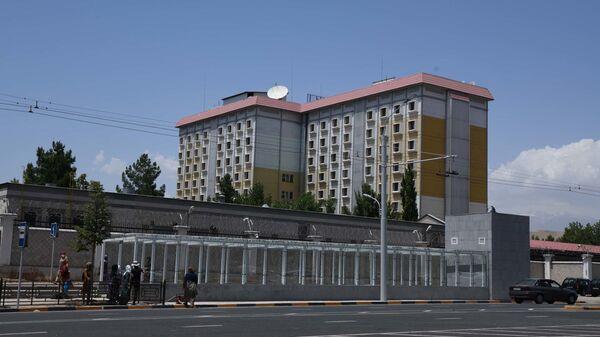 Посольство России в Душанбе - Sputnik Тоҷикистон